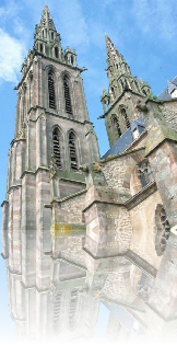 La cathedrale de Munster